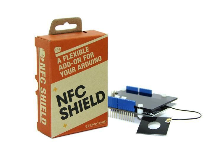 Arduino Shield List: Seeed Studio
